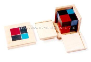 Binomial Cube (SM190)