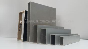 Aluminium Rectangular Hollow