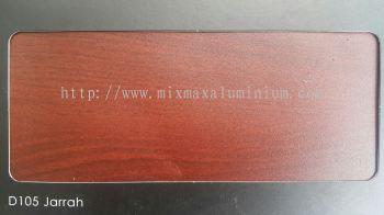 Colour - D105 Wood Grain