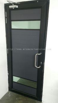 Aluminium Gate Material - Fully Aluminium Gate
