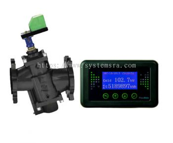 Dynamic Balancing Control Valves with panel