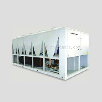 Air Cooled Vertical Hermetic Screw Heat Pump