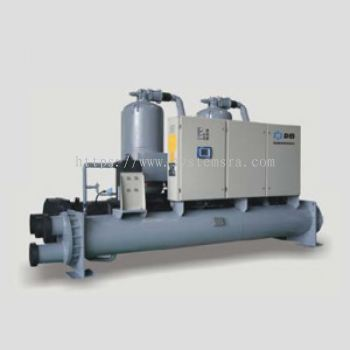 Water �C Water Screw Heat Pump