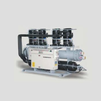Water �C Water Scroll Heat Pump
