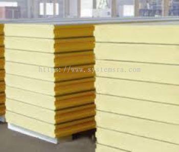 Polyurethane composite panel