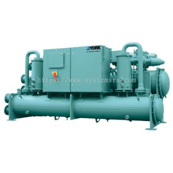 YVWA Variable Speed Screw Chiller