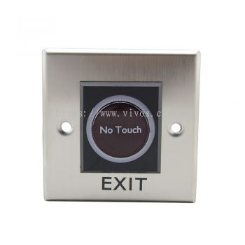 No Touch Exit Button (Steel)