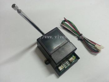 2 way Wireless Receiver (2 zone / 8 zone)
