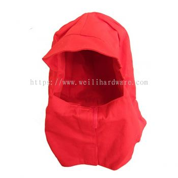 AIM SAFETY COVERALL HAT