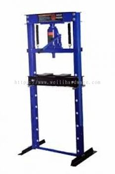 AKH HYDRAULIC SHOP PRESS MANUAL TYPE