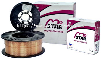 MOSTAR CO2 MIG WIRE
