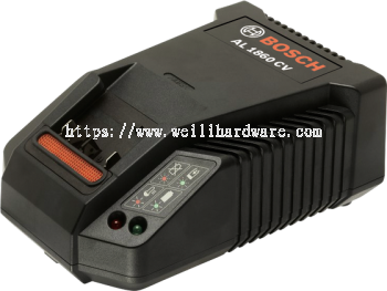 BOSCH GAL 1860 CV CHARGER (FOR 14.4V , 18V BATTERY)