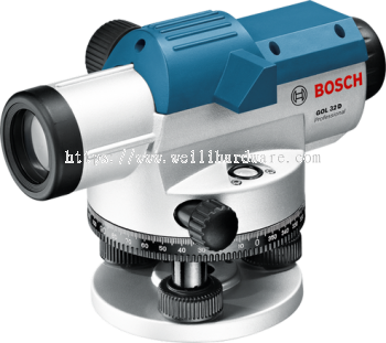 GOL32D BOSCH OPTICAL LEVEL