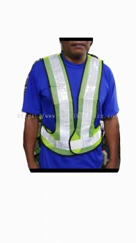 SAFETY VEST CLOTH -NET
