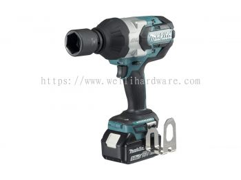 "DTW1001RMJ/RFJ/Z 3/4"" MAKITA CORDLESS IMPACT WRENCH 18V"