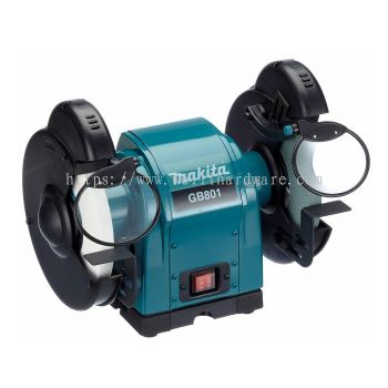 "GB801 8"" MAKITA BENCH GRINDER 550W"