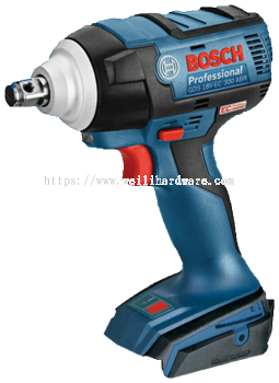 Bosch GDS18V-EC 300ABR Cordless Impact Wrench