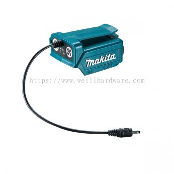 Makita 198731-4 Battery Holder USB 12V