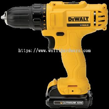 Dewalt DCD700C2 Compact Drill 10.8V
