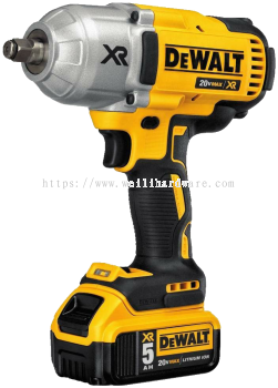 Dewalt DCF899HP2 Brushless High Torque Wrench 18V