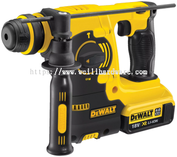 Dewalt DCH253M2 3Mode Dedicated Cordless Hammer 18V