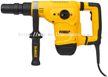 Dewalt D25811K 17mm HEX Demolition Hammer