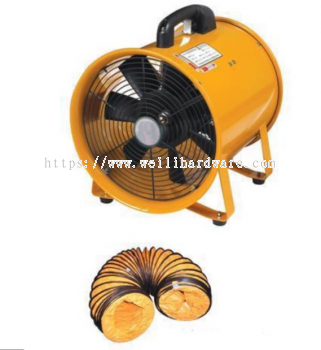 "12"" Portable Ventilator Fan"