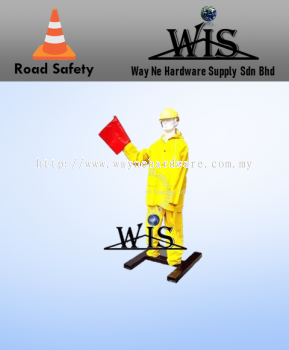 Traffic Robot Flagman