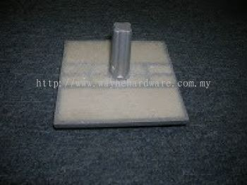 K Lite Amber Aluminium Road Stud