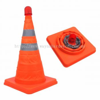 Collapsible Cone with LED