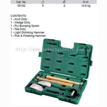 09152 | Pc Automotive Body Repair Tool Set