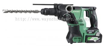 MULTI VOLT(36V) Cordless Rotary Hammer with Quick-release Tool Retainer DH36DPC