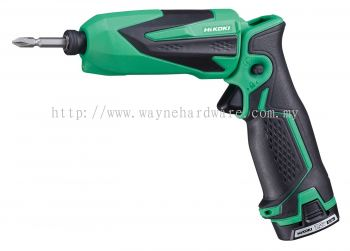 7.2V Cordless Impact Driver WH7DL