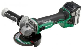 18V Cordless Disk Grinders with Brushless Motors G18DBL