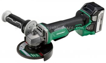 18V Cordless Disk Grinder with Brushless Motor G18DBAL with Paddle Switch