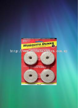 Mosquito dunks 4pcs