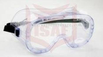 Isaf Safety Eyewear Gatria 49UC goggle