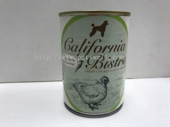 California Bistro Chicken & Greens 375g