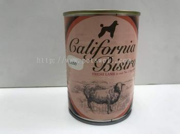 California Bistro Lamb 375g