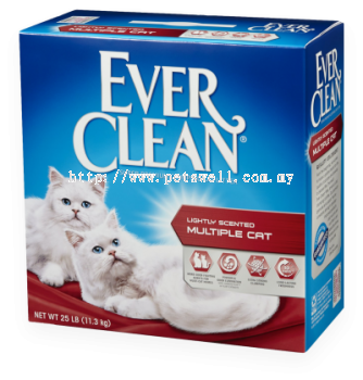 Ever Clean Multiple Cat 25lbs