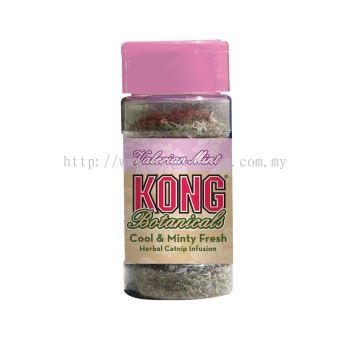 KONG Botanicals Herbal Catnip - Valerian/Peppermint (10g)