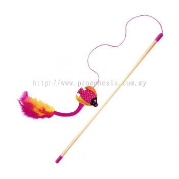KONG Tropics Teaser - Fish (Pink)