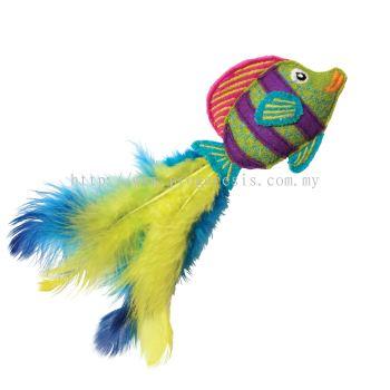 KONG Tropics Fish - Green