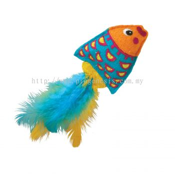 KONG Tropics Fish - Orange