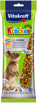 Vitakraft Kracker Multi-Vitamin Rabbit (2pcs)