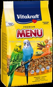 Vitakraft Premium Menu Budgie (1kg)