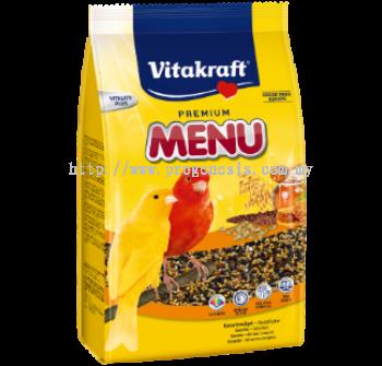 Vitakraft Premium Menu Canary (1kg)