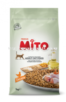 Mito Premium Adult Cat Food 1kg