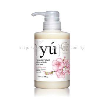 YU Cherry Blossom Shine Formula 400ml