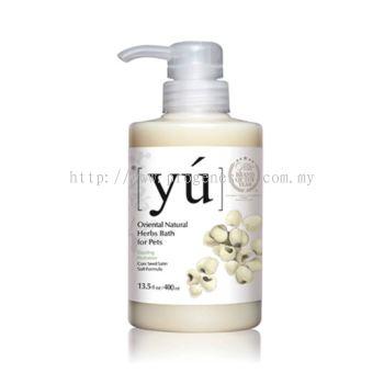 YU Coix Seed Satin Soft Formula 400ml